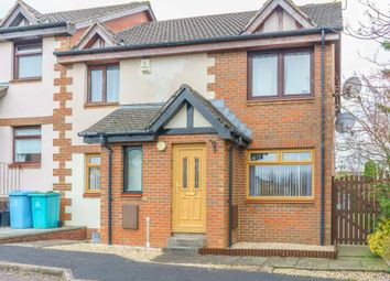 Thumbnail 2 bed flat for sale in Oakdene Crescent, Newarthill, Motherwell
