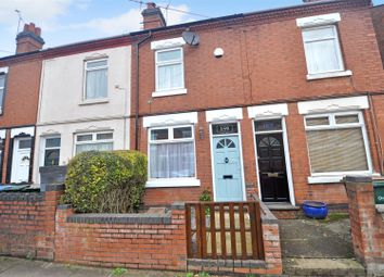 Thumbnail 2 bed terraced house for sale in Broomfield Road, Earlsdon, Coventry