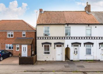 Thumbnail 2 bed terraced house for sale in Charters Close, Parliament Street, Norton, Malton