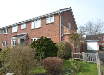 Thumbnail 3 bed end terrace house for sale in Periwinkle Close, Lindford