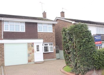 Thumbnail 3 bed semi-detached house to rent in The Birches, Benfleet, Essex