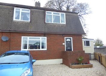 Thumbnail 4 bed semi-detached house for sale in Marten Road, Bulwark, Chepstow