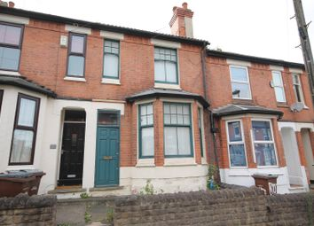 Thumbnail 2 bed terraced house for sale in Rothesay Avenue, Nottingham