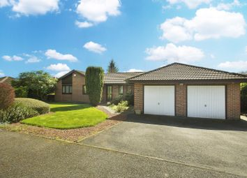 Thumbnail 4 bed detached bungalow for sale in Broad Close, Woodborough, Nottingham