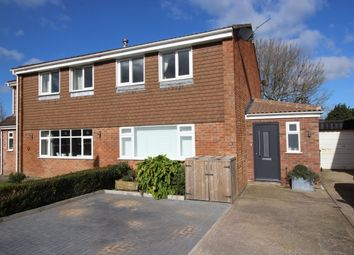 Thumbnail 3 bed semi-detached house for sale in Butterfield Park, Clevedon