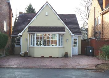 Thumbnail 3 bed detached house for sale in Florence Road, Wylde Green, Sutton Coldfield