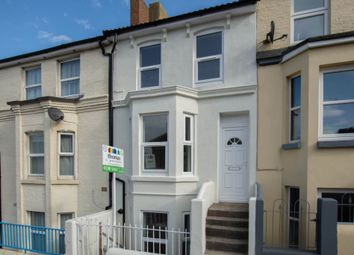 Thumbnail 3 bed terraced house to rent in Malvern Road, Dover