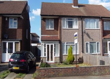 Thumbnail 3 bed semi-detached house to rent in Palmers Way, Cheshunt, Hertfordshire