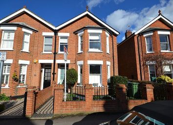 Thumbnail 4 bed semi-detached house to rent in Minorca Road, Weybridge
