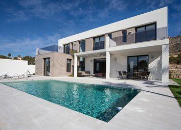 Thumbnail 4 bed villa for sale in Finestrat, Finestrat, Alicante, Spain
