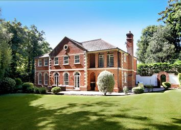 Thumbnail 5 bed detached house to rent in London Road, Sunningdale, Ascot, Berkshire