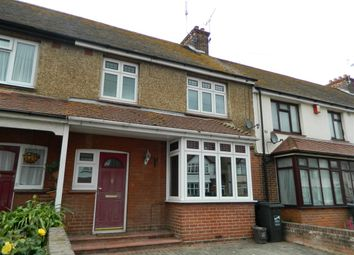 Thumbnail 3 bed terraced house to rent in Westbrook Avenue, Margate