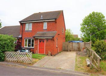 Thumbnail 3 bed semi-detached house for sale in Glenside, Melksham