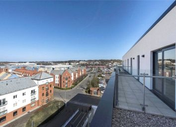 Thumbnail 1 bed flat for sale in Wherry Road, Norwich, Norfolk