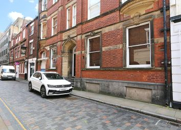 Thumbnail 1 bed flat for sale in Victoria Chambers, Bowlalley Lane, Hull, East Yorkshire