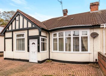 Thumbnail 3 bed semi-detached bungalow for sale in Blakelock Road, Hartlepool