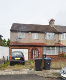 Thumbnail 5 bed end terrace house for sale in Leyburn Road, Edmonton, London