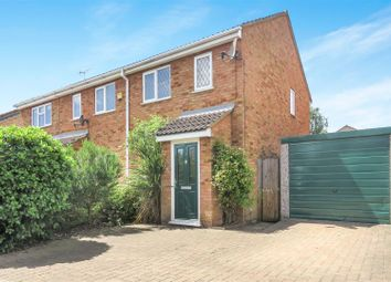 Thumbnail 2 bed semi-detached house for sale in Derwent Avenue, Biggleswade