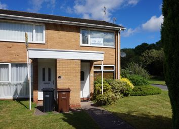 Thumbnail 2 bed maisonette to rent in Nethercote Gardens, Solihull