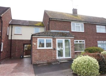 Thumbnail 3 bed terraced house for sale in Pelly Avenue, Witham