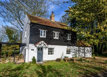 Thumbnail 3 bed cottage for sale in Eaudyke Bank, Tydd St. Giles, Wisbech, Cambridgeshire