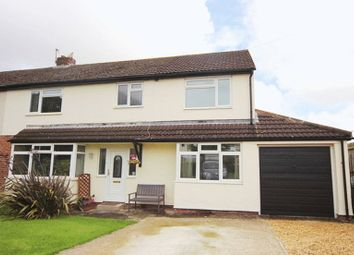 Thumbnail 5 bed semi-detached house for sale in Nicholls Drive, Pensby, Wirral