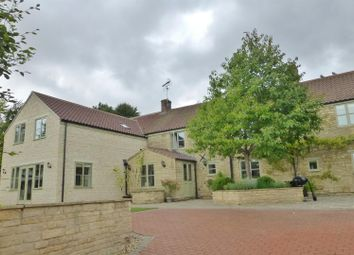 Thumbnail 4 bed detached house for sale in Pond Lane, Greetham, Oakham