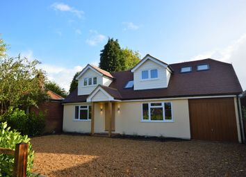 Thumbnail 4 bed detached house for sale in Westfield Avenue, Woking