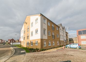 Thumbnail 1 bed flat for sale in Radiator Road, Great Cornard, Sudbury