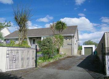 Thumbnail 5 bed detached bungalow for sale in Leonardston Road, Llanstadwell, Milford Haven