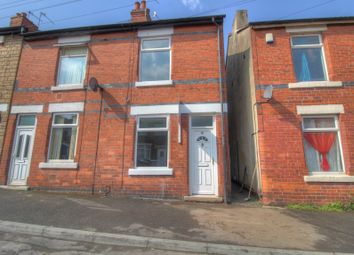Thumbnail 2 bed end terrace house for sale in Dove Street, Bulwell, Nottingham