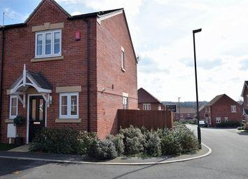 Thumbnail 2 bed semi-detached house for sale in Dalton Road, Belper, Derbyshire