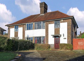 Thumbnail 3 bed semi-detached house for sale in College Road, Haywards Heath
