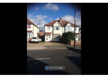 Thumbnail 4 bed semi-detached house to rent in North Hyde Lane, Hounslow