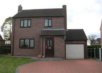Thumbnail 3 bed property to rent in Woodhead Close, Edwinstowe, Mansfield