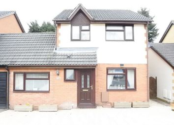 Thumbnail 3 bed detached house for sale in 10 Blossom Close, Langstone, Newport