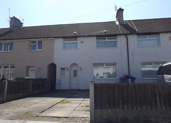 Thumbnail 3 bed terraced house for sale in Scarisbrick Drive, Norris Green, Liverpool