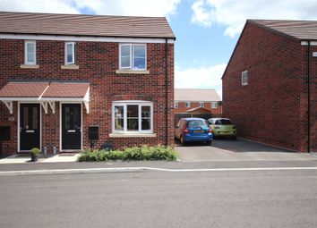 Thumbnail 3 bed semi-detached house for sale in Krier Fields, Station Road, Pershore, Worcestershire