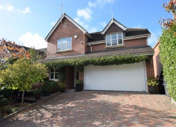 Thumbnail 4 bed detached house for sale in Lazonby Close, Prenton