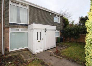 Thumbnail 2 bedroom flat for sale in Merrion Close, Moorside, Sunderland