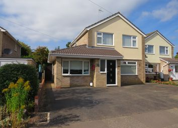 Thumbnail 4 bed detached house for sale in Starre Road, Bury St. Edmunds