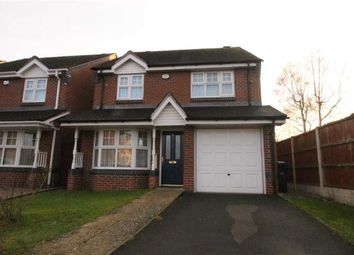 Thumbnail 4 bed detached house for sale in Fieldfare Road, Stourbridge