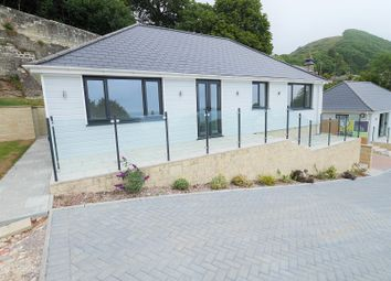 Thumbnail 3 bed semi-detached bungalow for sale in Grove Road, Ventnor, Isle Of Wight.