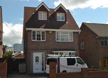 Thumbnail 3 bed detached house for sale in Kerins, Weston Lane, Southampton