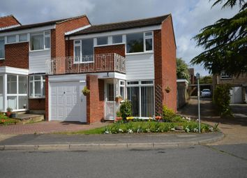 Thumbnail 3 bed semi-detached house to rent in Angus Close, Chessington