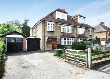 Thumbnail 5 bed semi-detached house for sale in Oxhey Road, Oxhey, Watford