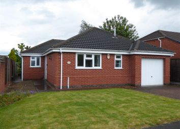 Thumbnail 2 bedroom detached bungalow for sale in Ravenwood, Swadlincote