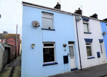 Thumbnail 2 bed end terrace house for sale in Penny Street, Weymouth