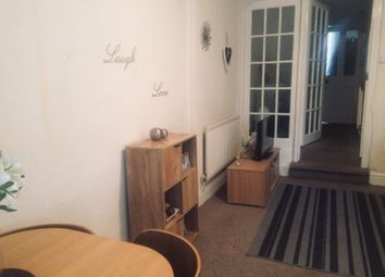 Thumbnail 3 bedroom maisonette to rent in Paget St, Grangetown, Cardiff