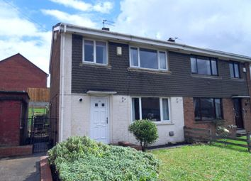 Thumbnail 3 bed semi-detached house for sale in Field Head Lane, Birstall, Batley, West Yorkshire